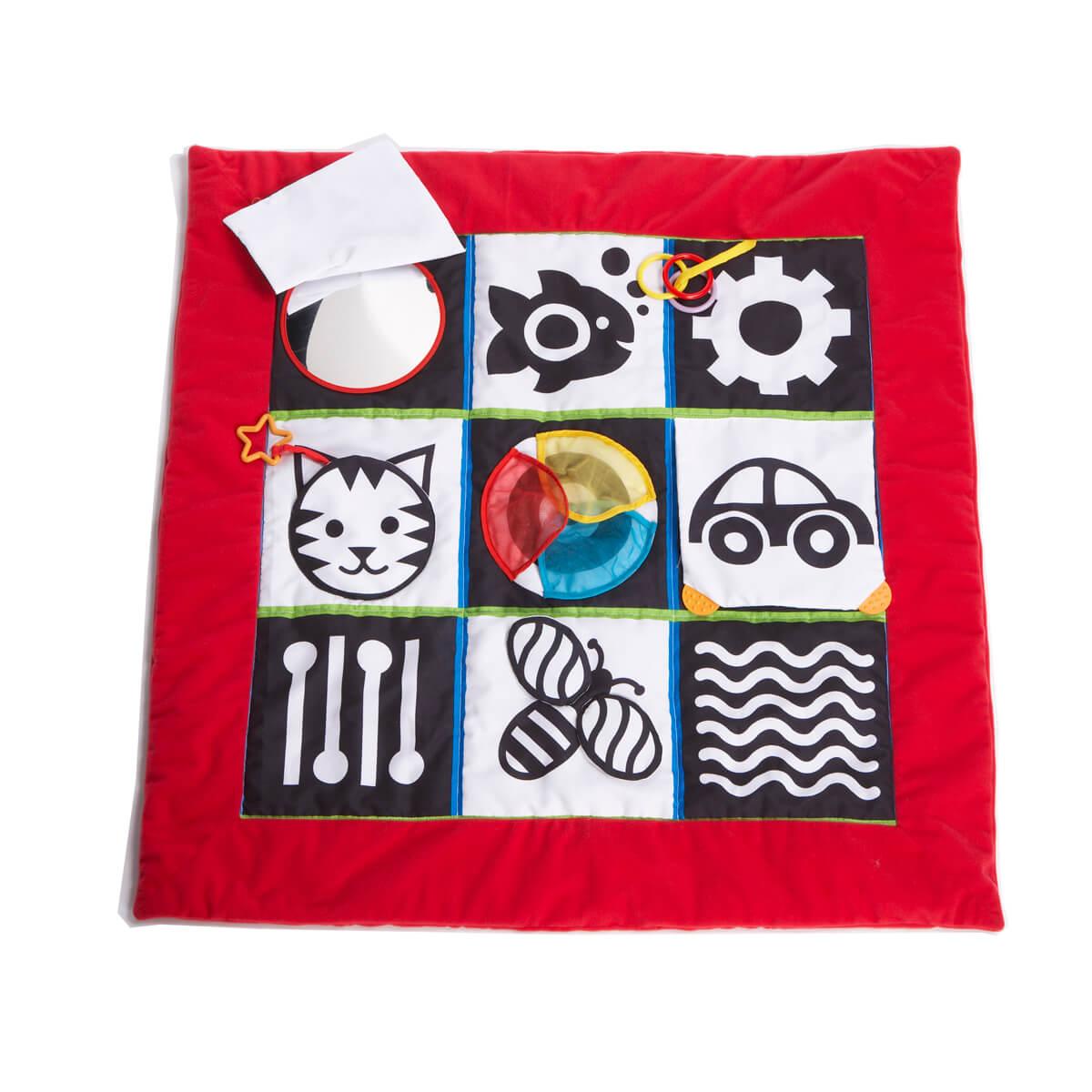 「視る力」の発達を応援する布製品のご紹介